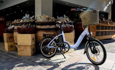 vélo électrique femme Nantes