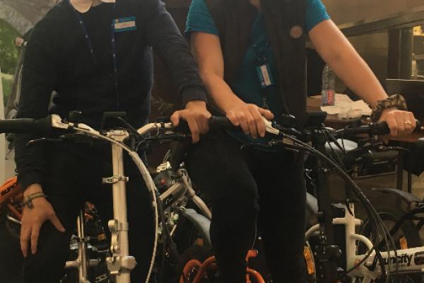 Deux semaines de location gratuite d'un Vélo à Assistance Electrique de grande qualité à Vertou !